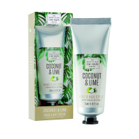 Scottish Fine Soaps Coconut& Lime Hand&Nail Cream